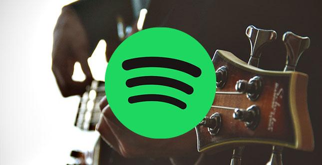 Dein persönlicher Musik-Jahresrückblick 2015 bei Spotify