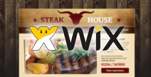 Website-Baukasten von Wix mit coolen neuen Features