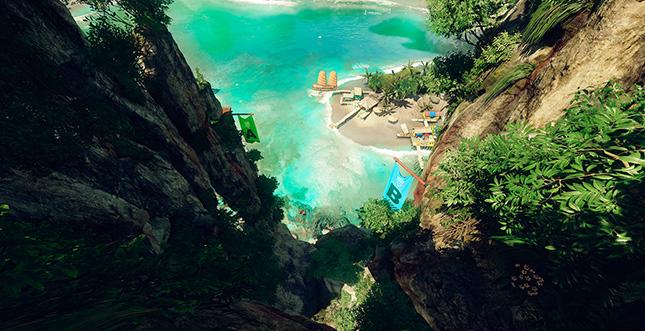 """Crytek kündigt """"The Climb"""" exklusiv für Oculus Rift an"""