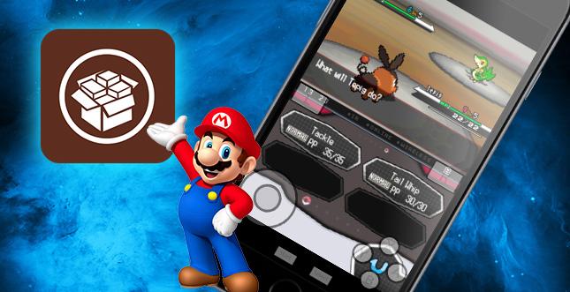 iNDS: Nintendo DS Emulator für das iPhone