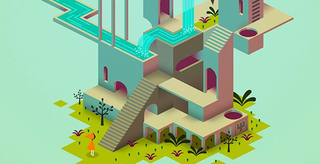 """""""Monument Valley"""" erstmals kostenlos für iOS"""
