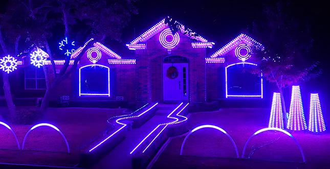 Weihnachtsbeleuchtung 2015: Top 10 Light-Shows l Weblogit
