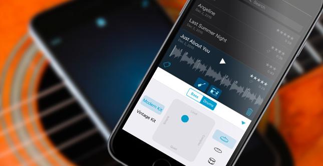 Musikmemos App: Songideen mit dem iPhone festhalten