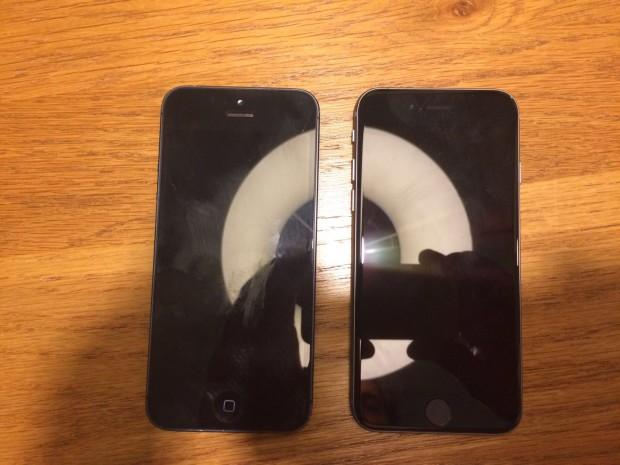 iPhone 5SE / iPhone 6c Leak