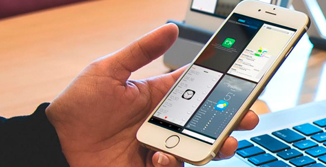 Griddy: Übersichtlicher App-Switcher-Ersatz für iOS 9