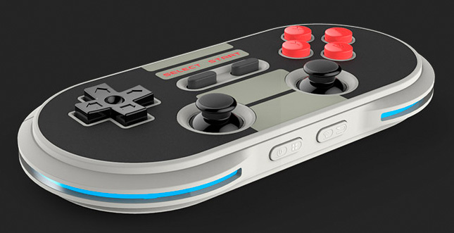 NES30 Pro Bluetooth Game Controller im Angebot