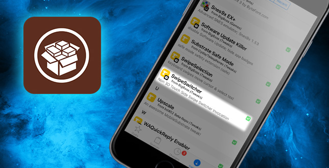 SwipeSwitcher: Kostenloser Tweak für Multitaskinggeste