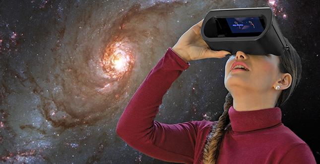 Universe2go im Test: Das persönliche Planetarium