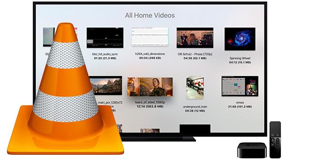 VLC für Apple TV: Jetzt verfügbar