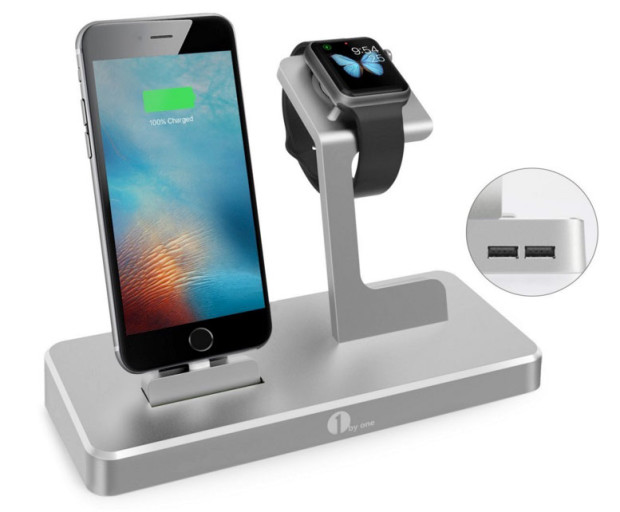 1byOne Universal iPhone Alu-Dock