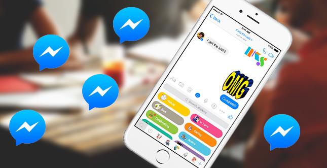 Facebook Messenger lässt Dich bald mit Firmen chatten