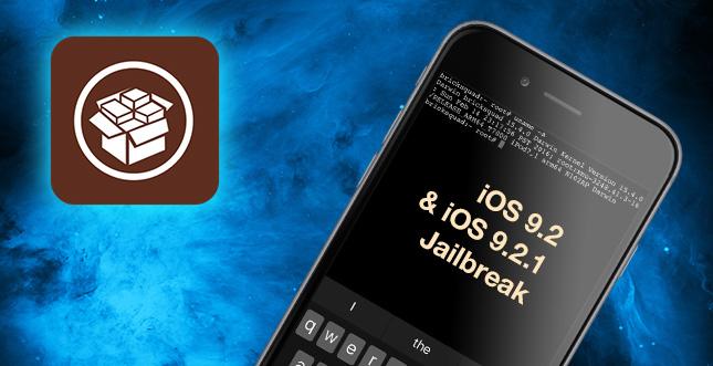 "iOS 9.2 & iOS 9.2.1 Jailbreak ""fast fertig"" (9.3b4 verwundbar)"