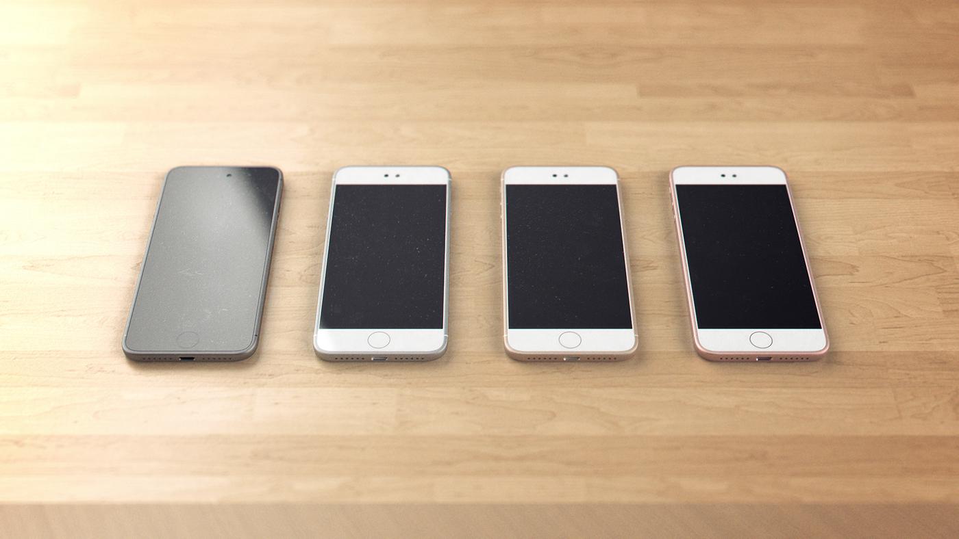iPhone 7 - Arthus Reis - 3