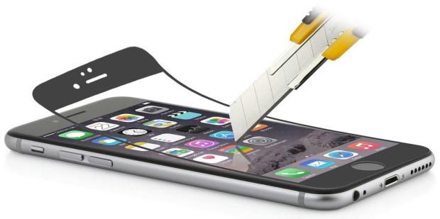 iPhone-Displayschutzfolie