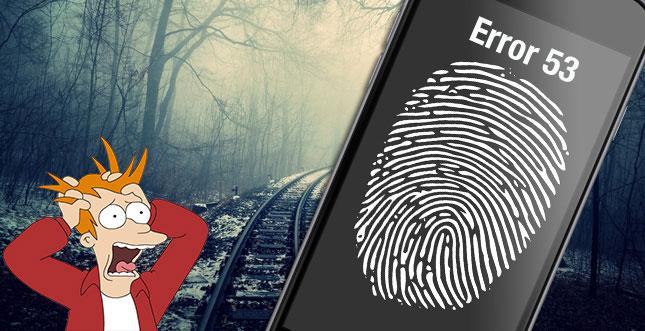 Apple behebt Error 53 mit iOS 9.2.1