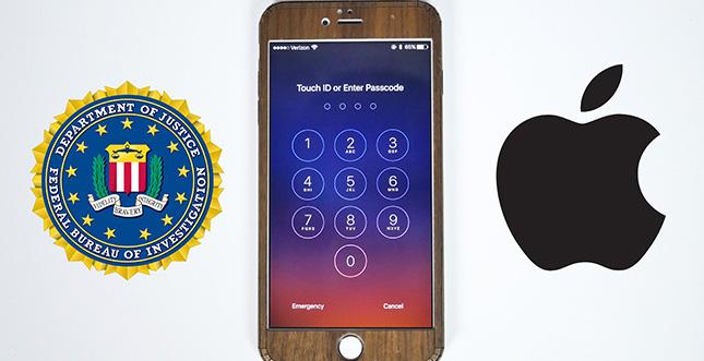 Apple vs FBI: Bug ermöglicht unendliche PIN-Versuche