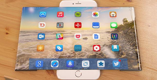 iPhone 7 Widescreen: Verrücktes Konzeptvideo