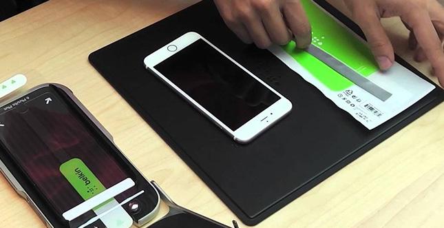 iPhone-Schutzfolie perfekt aufgebracht – im Apple Store?