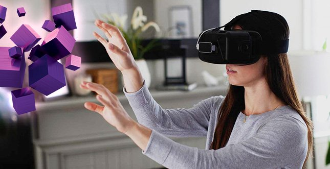 """Leap Motion """"Orion"""": Handtracking für Virtual Reality"""