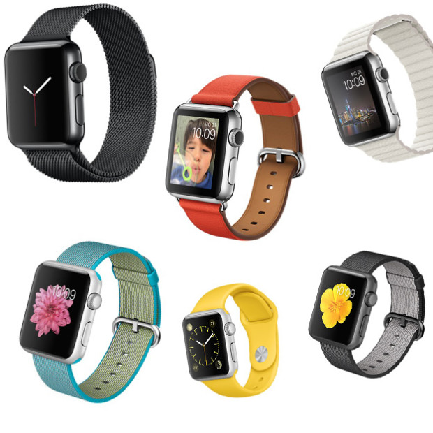 Apple watch refresh