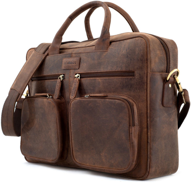Dallas Business Uni Ledertasche
