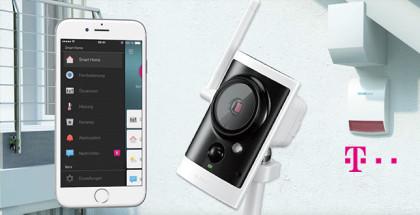Alarmsystem mit App