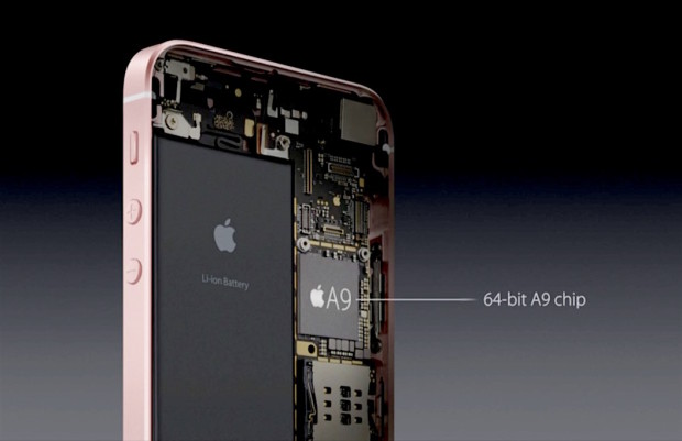 iPhone SE Apple A9 Chip
