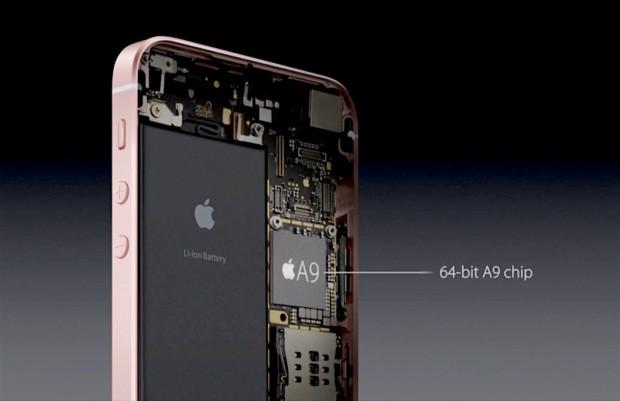 iPhone SE Apple A9 Chip
