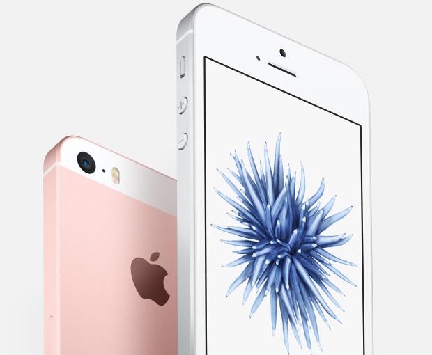 iPhone SE von vorne
