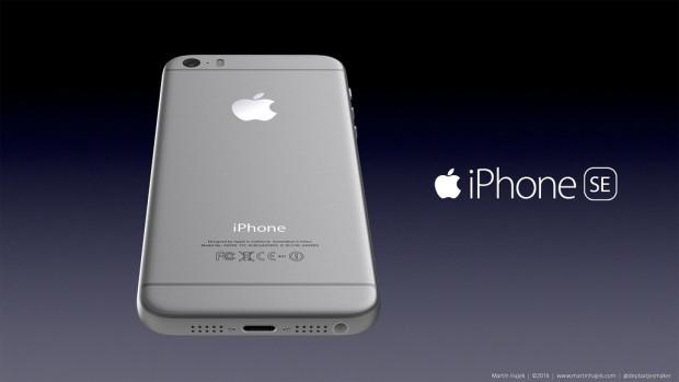 iPhone se von martin hajek