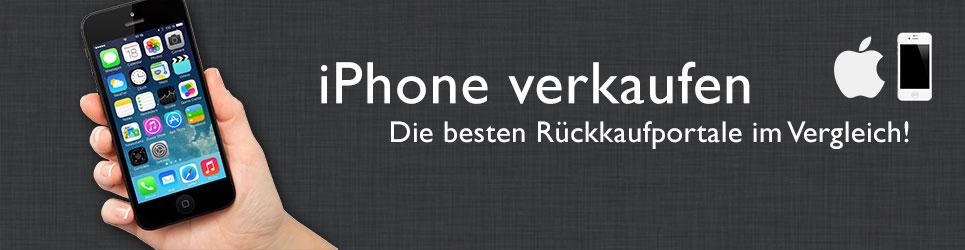 iPhone-Verkauf Portale