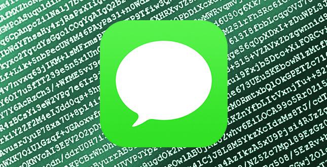iMessage-Verschlüsselung geknackt: Fix in iOS 9.3