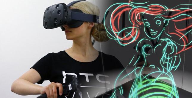 Google Tilt Brush: VR-Malprogramm macht Raum zur 3D-Leinwand