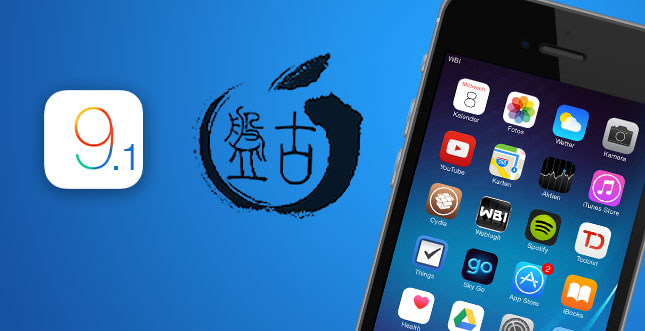 iOS 9.1 Jailbreak mit Pangu9: Download & Tutorial