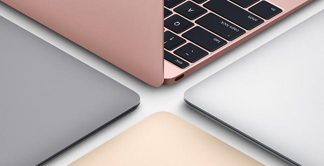 MacBook 12-Zoll bekommt Hardware-Refresh & Roségold-Farbe