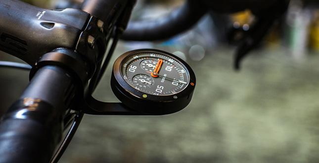 Omata One: Innovativer Digital-Analog-Fahrradtacho
