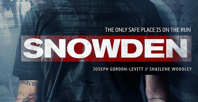 SNOWDEN: Erster Trailer zum neuen Kinofilm