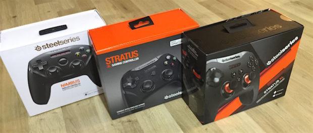 steelseries controller