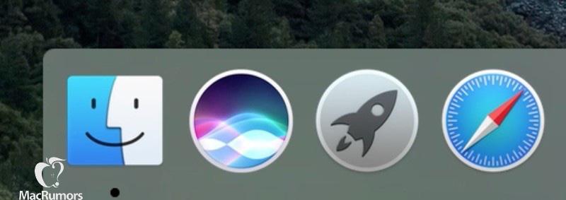 Siri-Mac-im-Dock