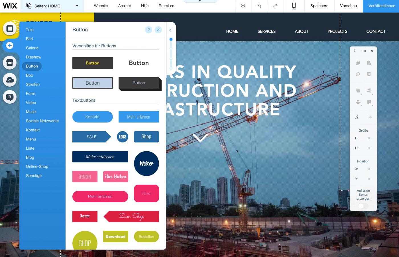 Website-fuer-Baufirma-Wix.com