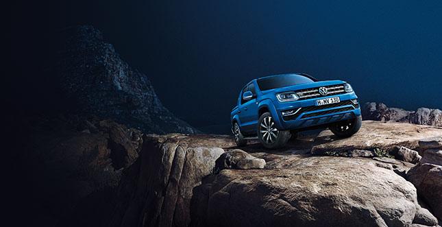 Amarok Aventura Pickup: VW Nutzfahrzeuge schickt neuen Lifestyle-Kraftprotz auf die Straße