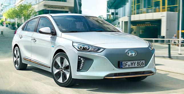 Hyundai IONIQ: Das Auto für die Technologie affine Masse