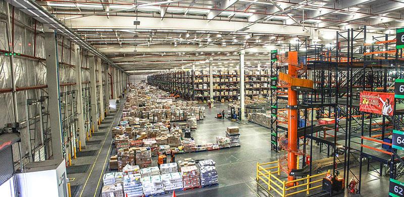logistik-distributionszentrum