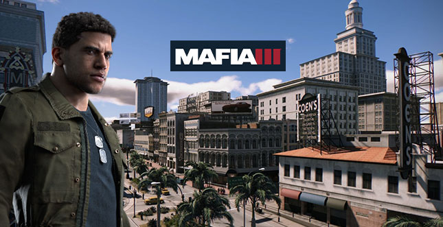 Mafia 3 Launch