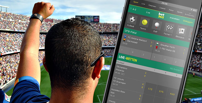 Welche Sportwetten-App bringt's auf dem Smartphone?