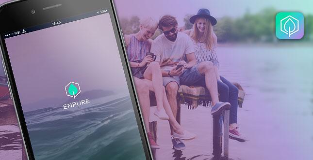 ENPURE App: Der flexible & smarte Stromtarif auf dem Smartphone