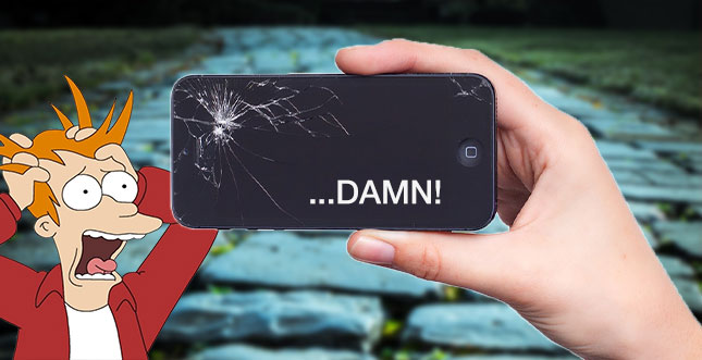 iPhone Display kaputt? Ersatzteil-Set für die schnelle Reparatur