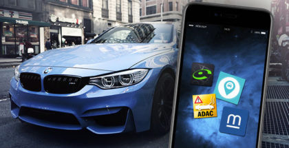 Blitzer und Verkehrs-Apps für das Auto