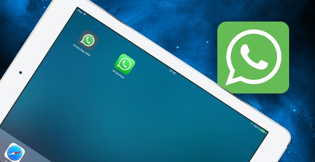 WhatsApp ohne Jailbreak auf dem iPad nutzen/installieren