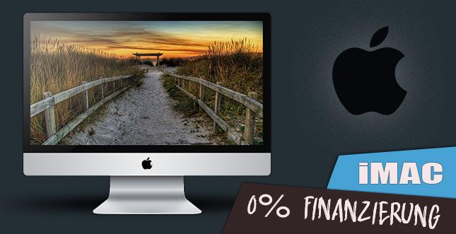 iMac Finanzierung